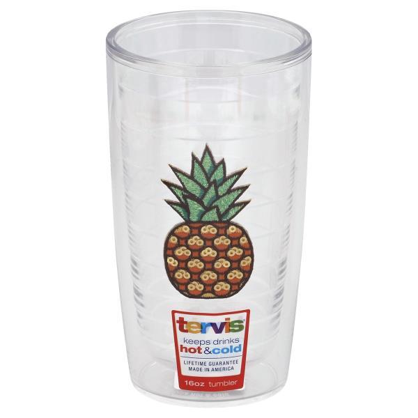 12cb9943905 Tervis Tumbler, Pineapple Expression, 16 Ounce : Publix.com