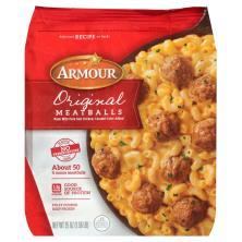 Armour Meatballs, Original, Family Size