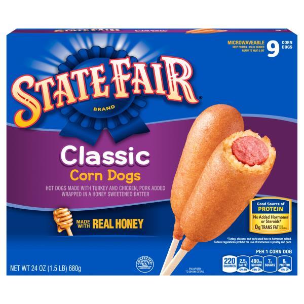 State Fair Corn Dogs, Classic