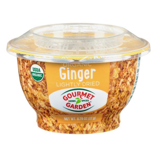 Gourmet Garden Ginger, Lightly Dried