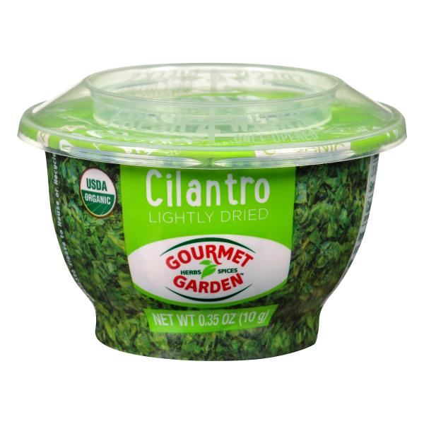 Gourmet Garden Cilantro, Organic, Lightly Dried : Publix.com