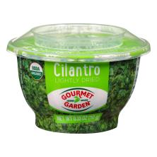 Gourmet Garden Cilantro, Organic, Lightly Dried