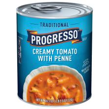 Progresso Traditional Soup, Creamy Tomato with Penne