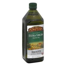 Pompeian Olive Oil, Extra Virgin, Smooth