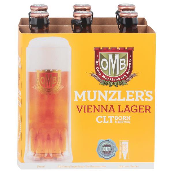 Olde Mecklenburg Beer, Fresh, Hornet's Nest Hefeweizen