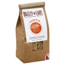 Barley Labs Dog Treats, Pumpkin