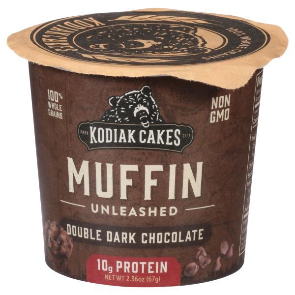 Dark Chocolate Kodiak Cakes Nutrition