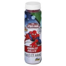 Miracle Bubbles Bubbles, Marvel Ultimate Spider-Man