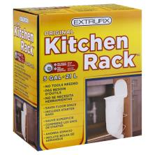 Extrufix Kitchen Rack, Original, 5 Gallon