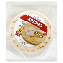 La Real Arepas, Cheese, Colombian Style, Medium