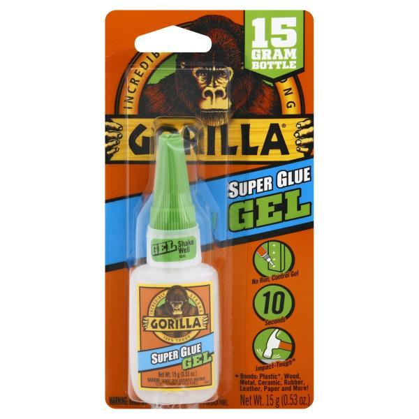 Gorilla Super Glue, Gel