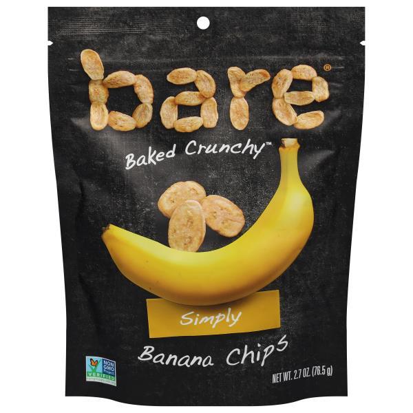 Bare Banana Chips, Simply