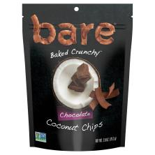 Bare Coconut Chips, Chocolate