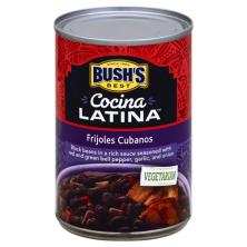 Bushs Best Cocina Latina Frijoles Cubanos, Vegetarian