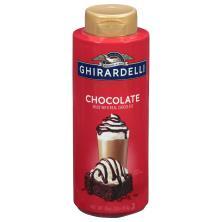 Ghirardelli Premium Sauce, Chocolate