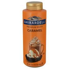 Ghirardelli Premium Sauce, Caramel