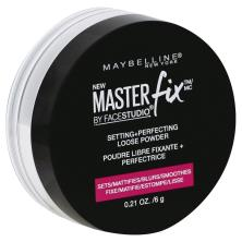 Maybelline Master Fix by Face Studio Loose Powder, Setting + Perfecting