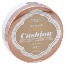 Loreal True Match Lumi Foundation, Cushion, Classic Buff N3.5