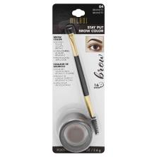 Milani Brow Color, Stay Put, Brunette 04