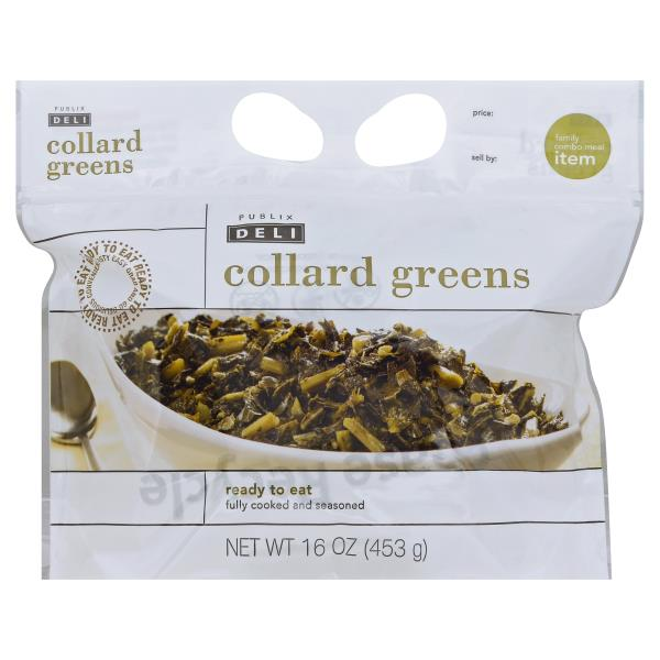 Publix Deli Collard Greens