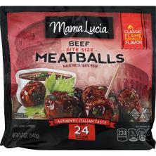 Mama Lucia Meatballs, Fully-Cooked Italian-Style