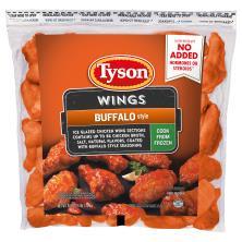 Tyson Wings, Seasoned, Buffalo Style