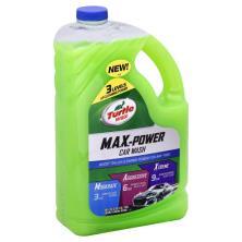 Turtle Wax Car Wash M A X Power