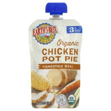 Earths Best Organic Chicken Pot Pie, Organic, 3 (9+ Months)