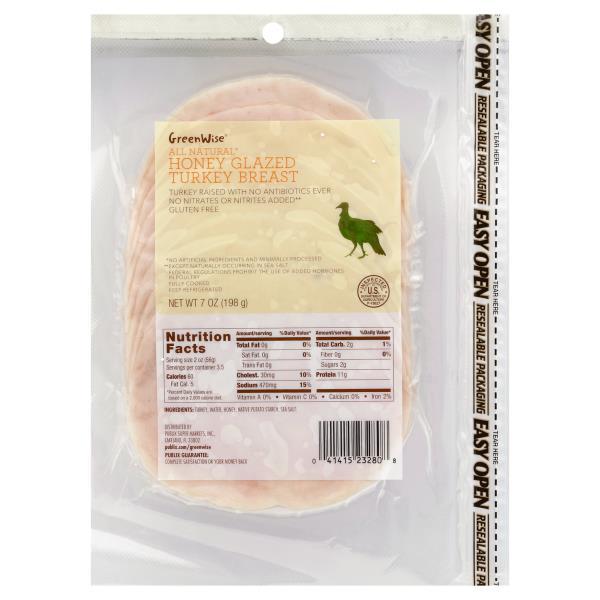 GreenWise Turkey, Honey