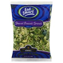Eat Smart Brussels Sprouts, Shaved