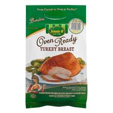 Jennie O Oven Ready Turkey Breast, Boneless