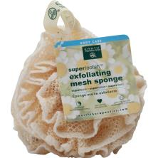 Earth Therapeutics Exfoliating Mesh Sponge, Superloofah