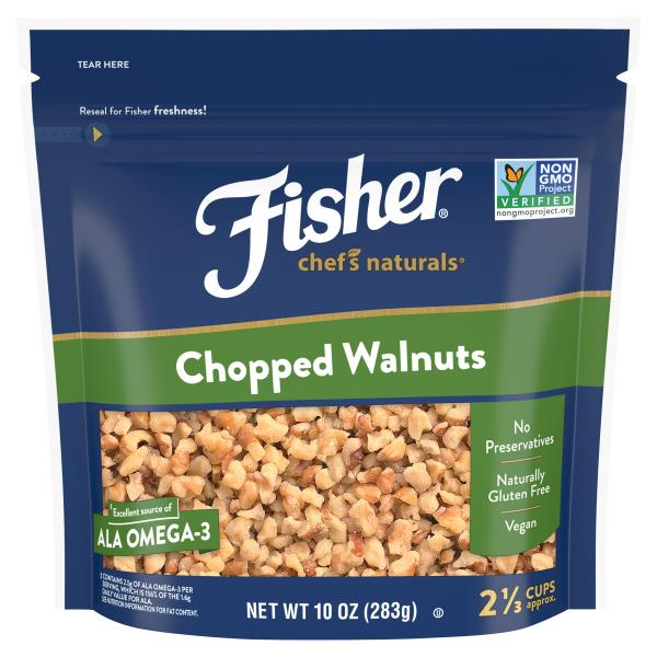 Fisher Walnuts, Chopped