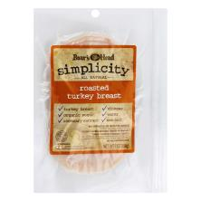 Boars Head Simplicity Turkey Breast, Roasted