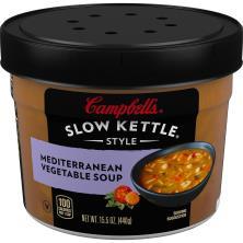 Campbells Slow Kettle Style Soup, Mediterranean Vegetable