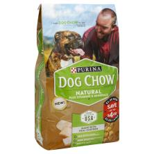 Dog Chow Dog Food, Adult, Real Chicken