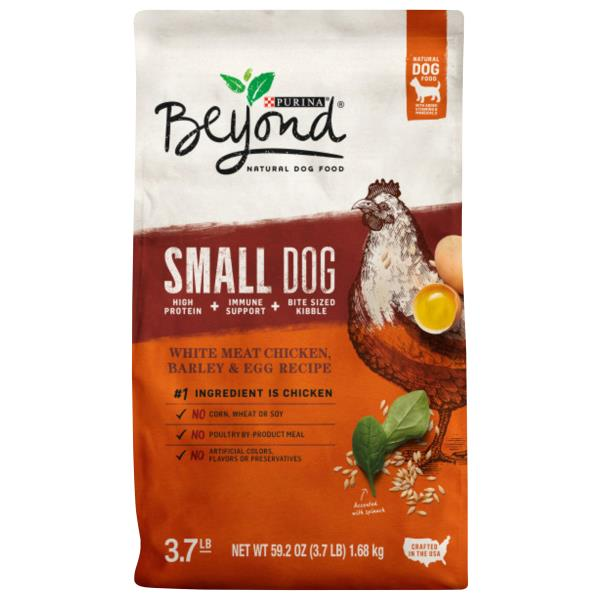 Beyond dog food natural white meat chicken barley egg recipe beyond dog food natural white meat chicken barley egg recipe small forumfinder Images