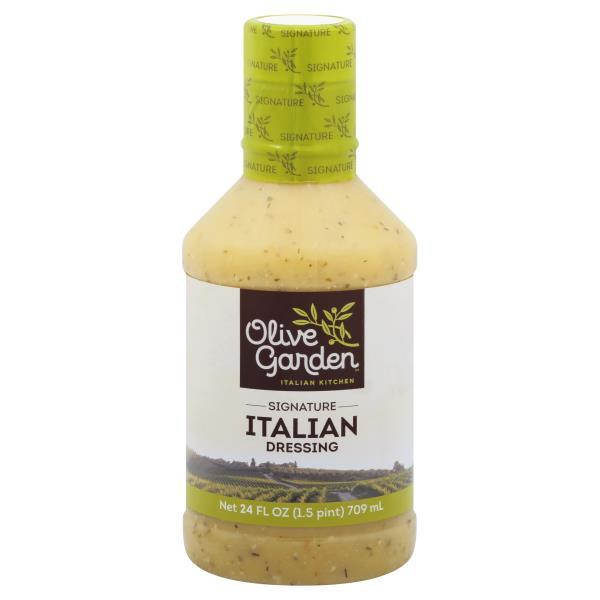 olive garden dressing signature italian - Olive Garden Jacksonville Fl