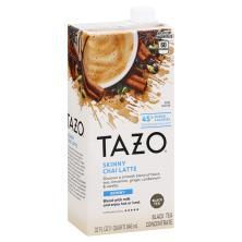 Tazo Black Tea Concentrate, Chai, Skinny Latte