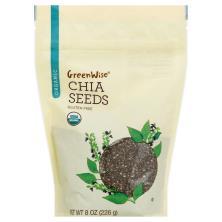 GreenWise Chia Seeds, Organic