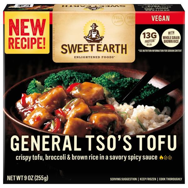 sweet earth natural foods general tso s tofu publix com