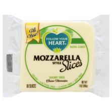 Follow Your Heart Cheese Alternative, Dairy Free, Mozzarella Style