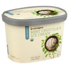 GreenWise Ice Cream, Organic, Mint Chocolate