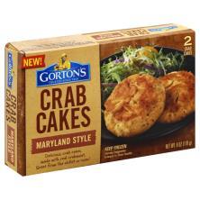 Gortons Crab Cakes, Maryland Style