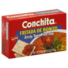 Conchita Tuna Fish Dip, Zesty