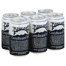 Pisgah Beer, GreyBeard IPA