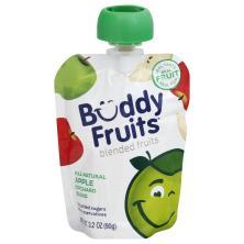 Buddy Fruits Original Blended Fruit, Pure, Orchard Blend Apple