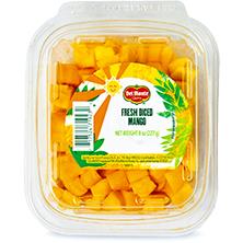 Del Monte Diced Mango