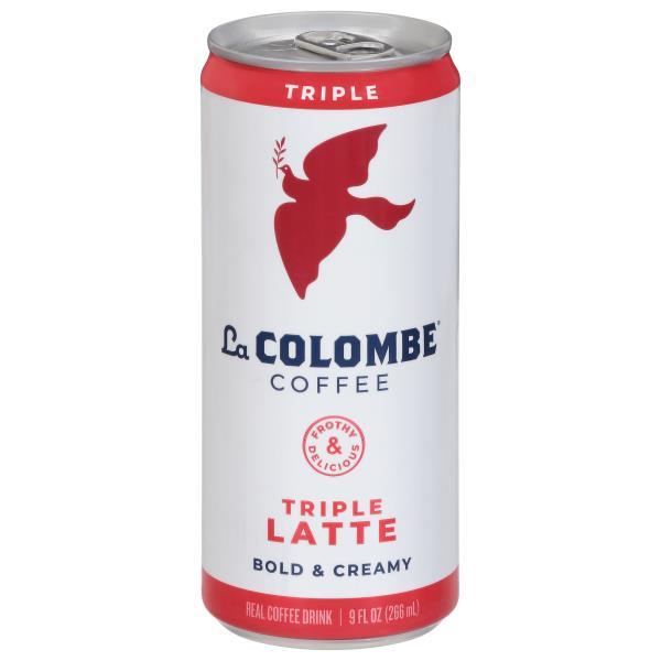 LA Colombe Draft Latte, Triple : Publix.com