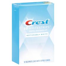 Crest Noticeably White Dental Whitening Kit, Whitestrips